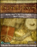 One Dollar Dungeon: Warlord's Watchtower Map Pack PDF