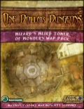 One Dollar Dungeon: Wizard's Weird Tower of Wonders Map Pack PDF