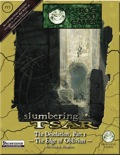 Slumbering Tsar 1: The Desolation, Part 1—The Edge of Oblivion (PFRPG)