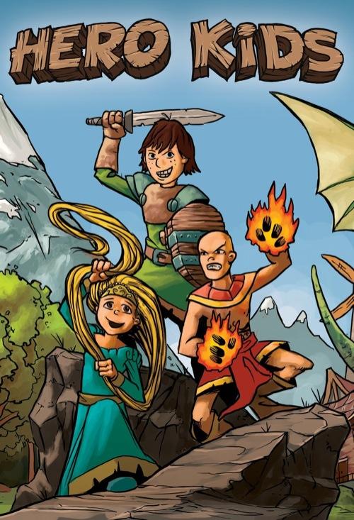 paizo.com - Hero Kids: Coloring Book PDF