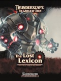 Thunderscape—Lost Lexicon, Part 1: Heart of the Machine (PFRPG) PDF