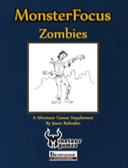 Monster Focus: Zombies (PFRPG) PDF
