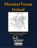 Monster Focus: Undead Bundle (PFRPG) PDF
