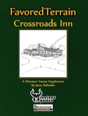 Favored Terrain: Crossroads Inn (PFRPG) PDF