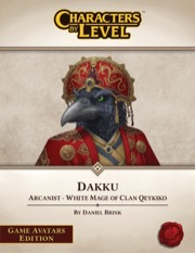 Characters-By-Level: Dakku—Game Avatars Edition Download