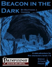 Beacon in the Dark (PFRPG) PDF