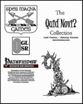 The Quid Novi? Collection (PFRPG) PDF