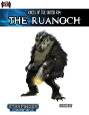 Races of the Outer Rim: the Ruanoch (SFRPG) PDF
