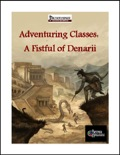 Adventuring Classes: A Fistful of Denarii (PFRPG) PDF