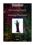 Adventuring Classes: Runemage Illuminated (PFRPG) PDF