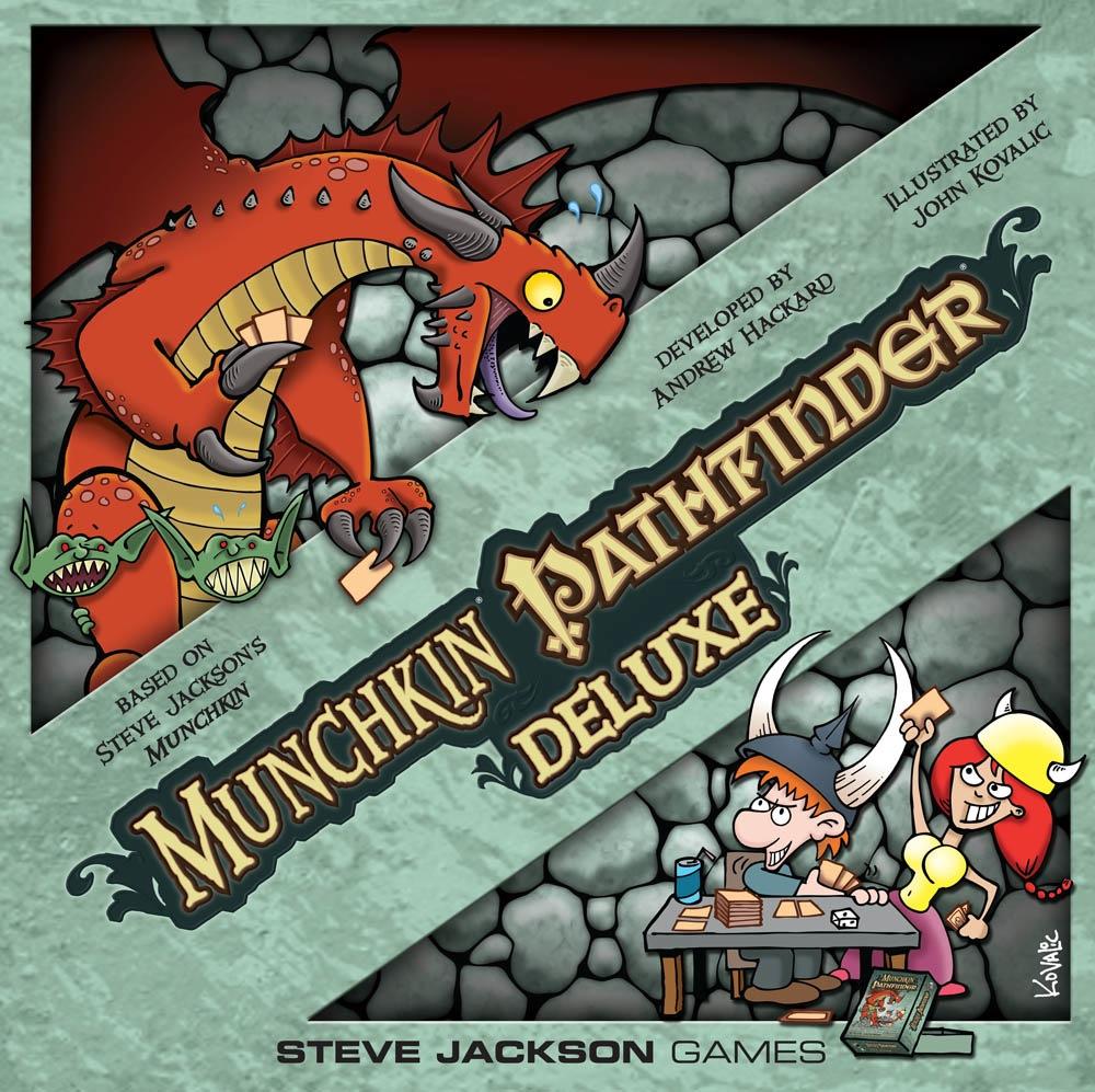 paizo.com - Munchkin Pathfinder—Deluxe Edition
