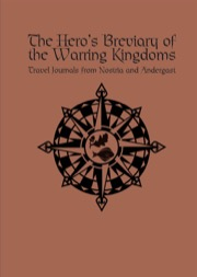 Heros Breviary of the Warring Kingdoms: The Dark Eye RPG -  Ulisses Spiele