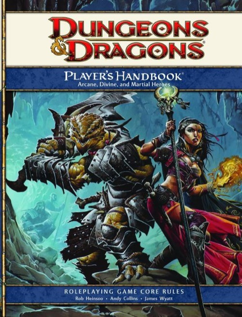 D&d 4th edition monster manual 1 new read roleplaying d20 core.