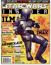 Star Wars Insider 64 Cover