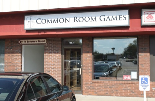 CommonRoomGames
