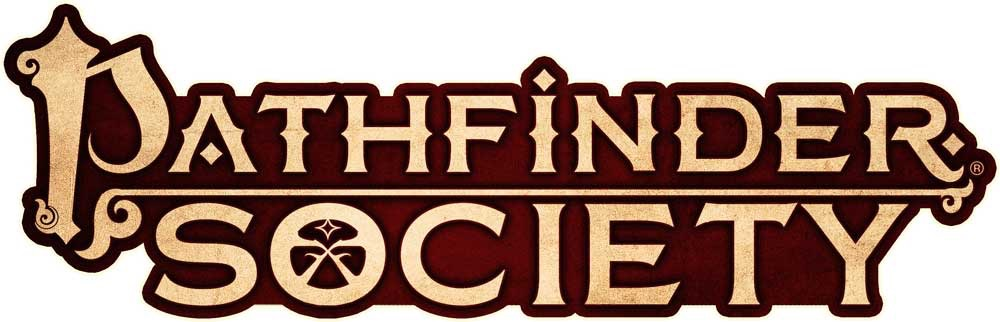 Logo for the Pathfinder Society (second edition)