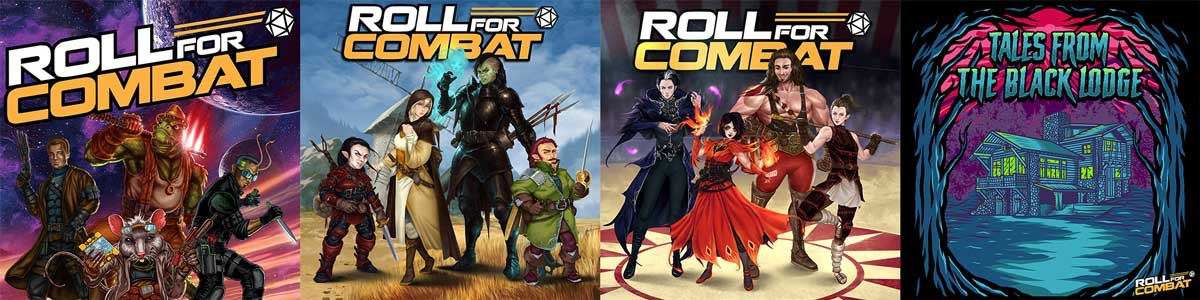 Roll For Combat The Dead Suns Adventure | Roll For Combat The Fall of Plaguestone | Roll For Combat Three Ring Adventure | Roll For Combat Tales From The Black Lodge