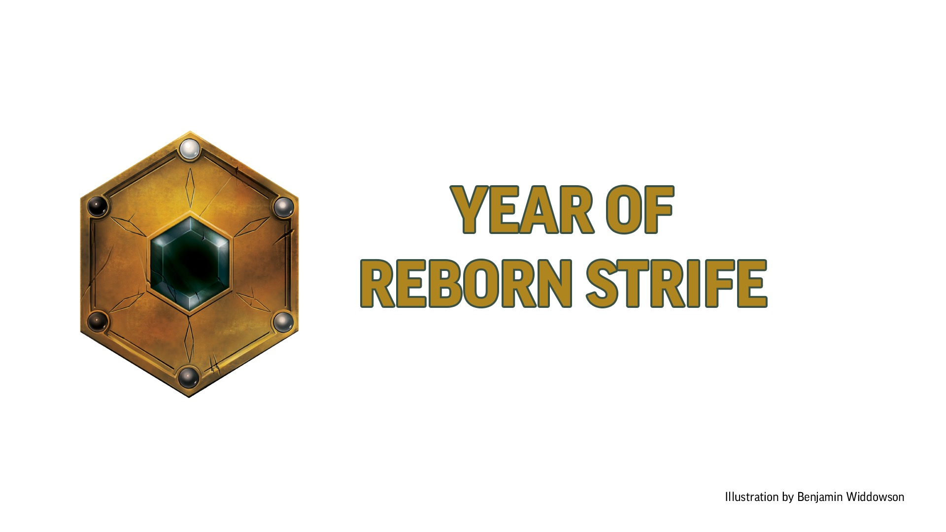 Pathfinder Adventure Card Society: 	Year of Reborn Strife Symbol
