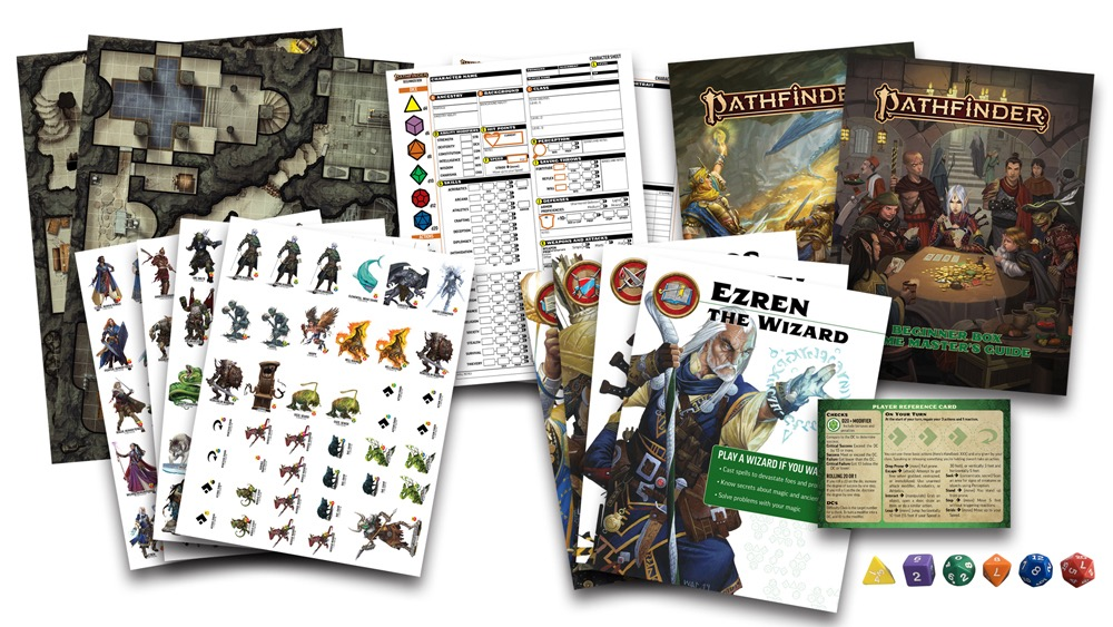 Pathfinder 2, Beginner Box