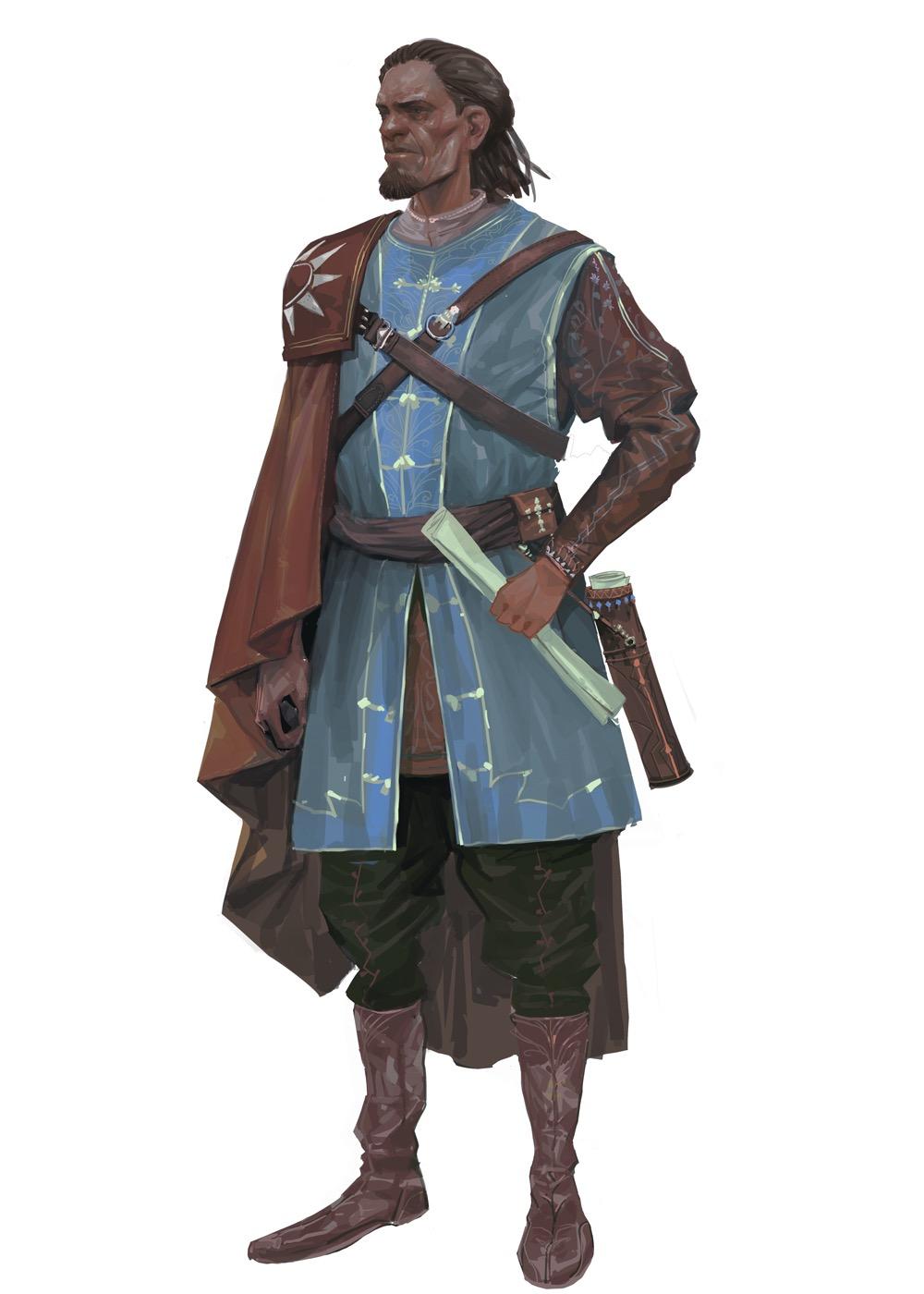 Wynsal Starborn, primarch of Absalom