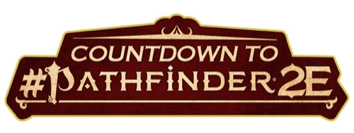 #CountdownToPathfinder2E