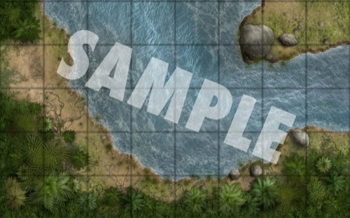 paizo.com - GameMastery Map Pack: Lost Island