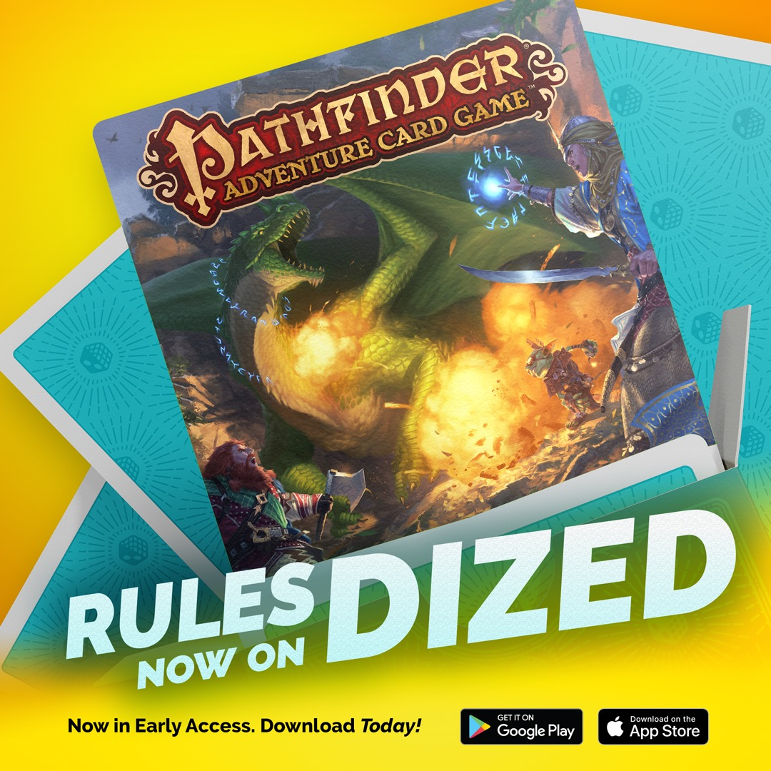 Rules now on Dized! Now in early access. Download Today!