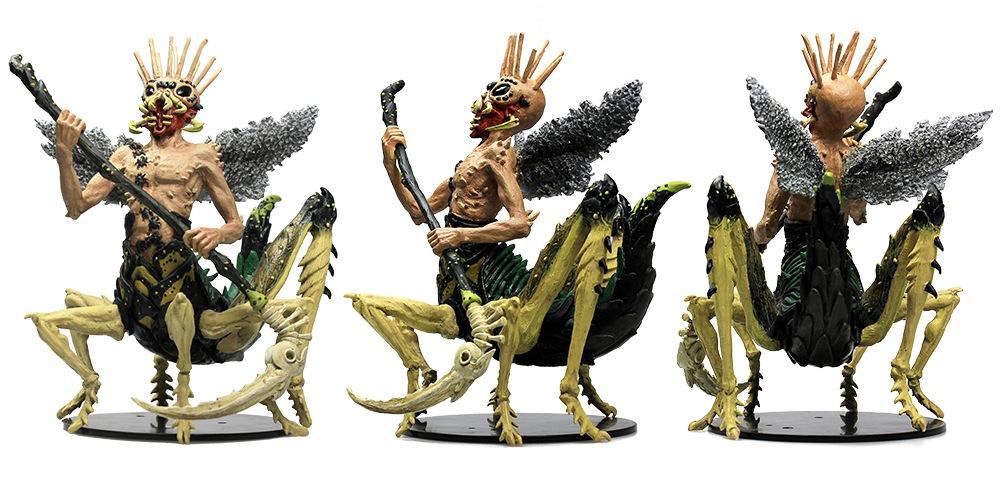Pathfinder Battles—Wrath of the Righteous: Gargantuan Demon Lord Deskari