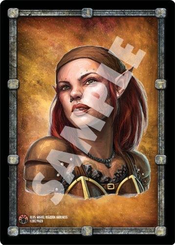 Paizo Pathfinder Face Cards Pathfinder Society Box