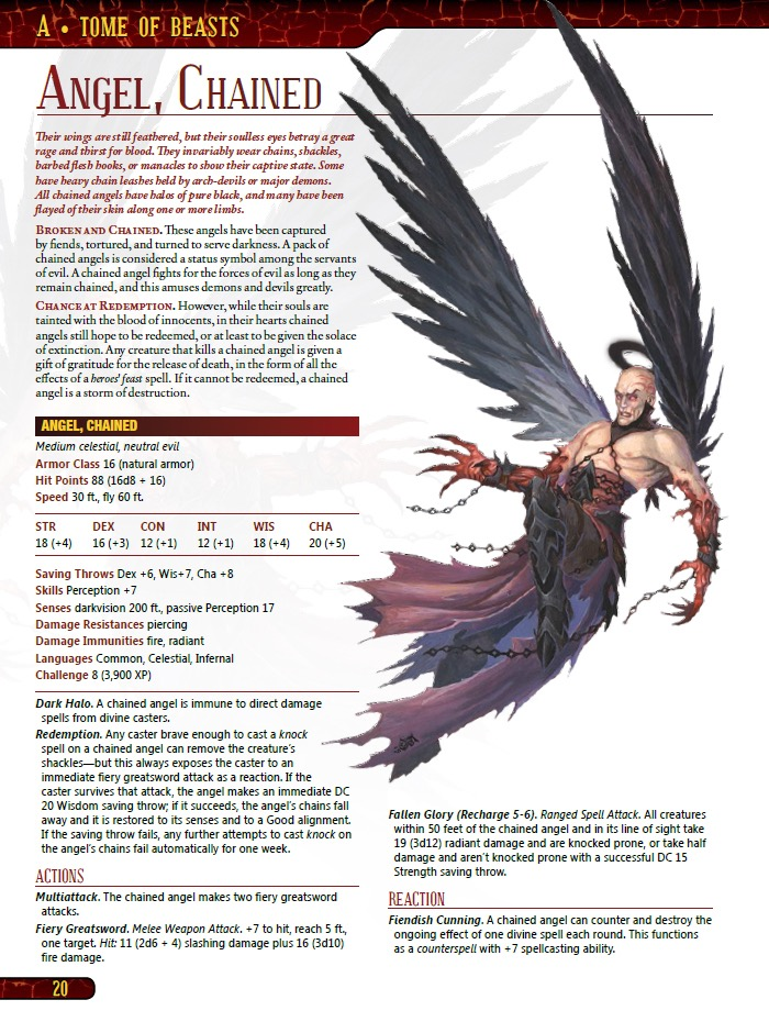 Tome of Beasts (5E)
