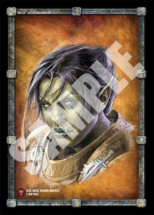 Paizo Com Pathfinder Cards Wrath Of The Righteous Face Cards