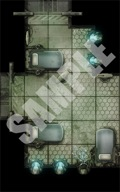 Pathfinder Map Pack: Starship Chambers
