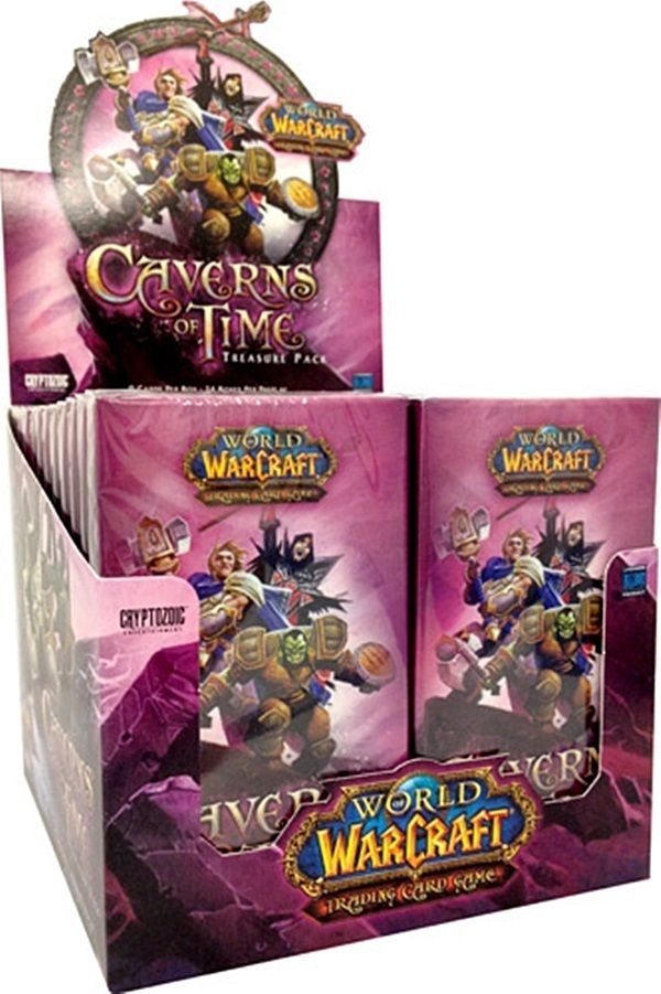 Caverns of Time  Raid Deck WoW Loot Chance World of Warcraft