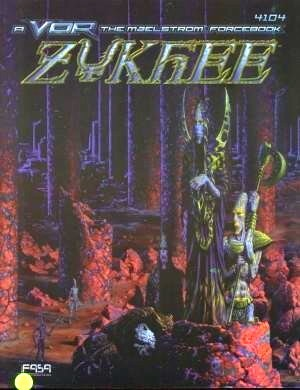 paizo com - VOR The Maelstrom: Zykhee Forcebook
