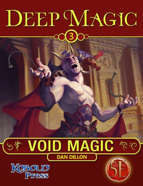 Deep Magic 3: Void Magic (5E) PDF