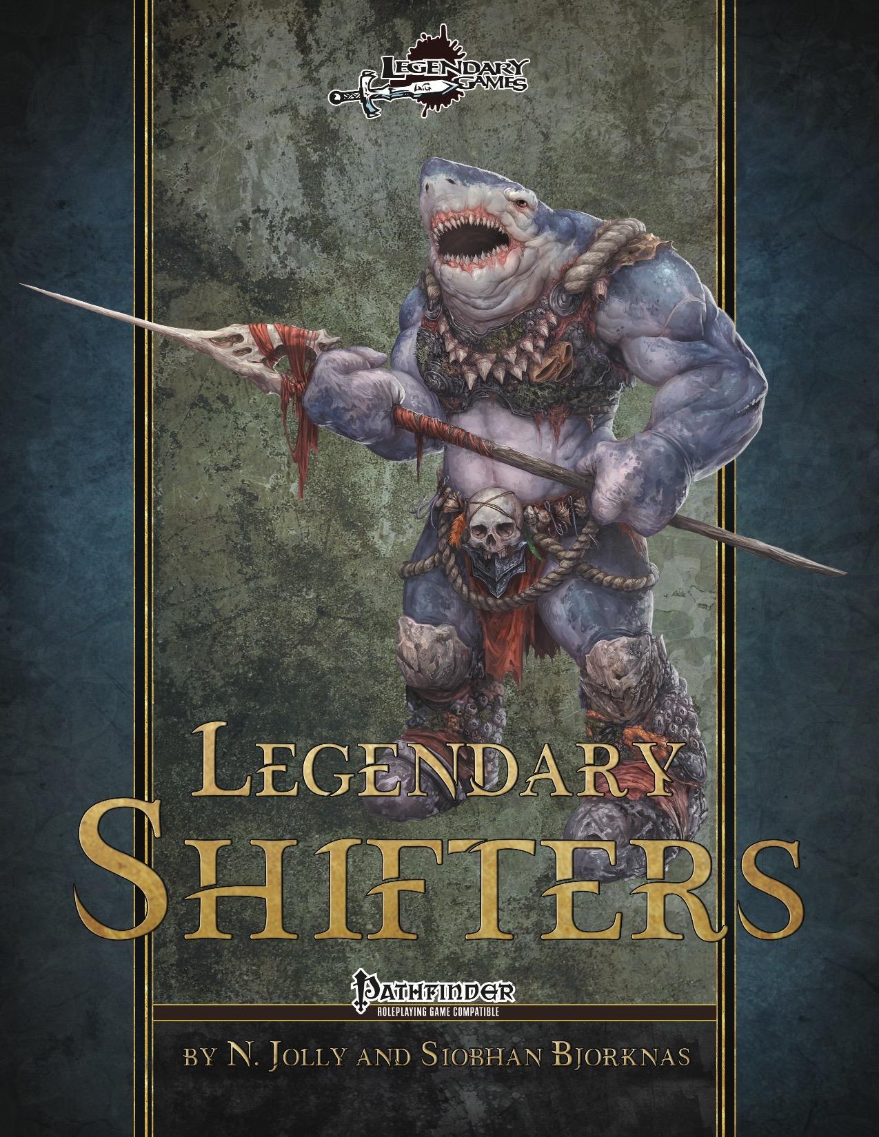 Legendary Shifters (PFRPG) PDF
