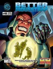 Paizocom Better Mousetrap Mutants Masterminds Pdf