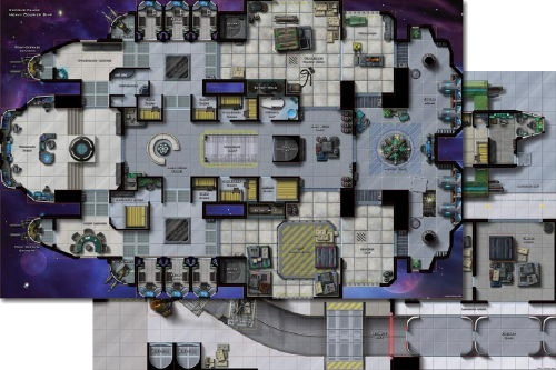 Paizo Com Maps Of Mastery Mass Transit I Heavy Courier
