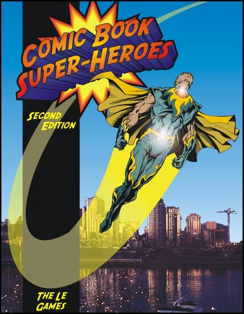 paizo com - Comic Book Super-Heroes—Second Edition (OGL) PDF