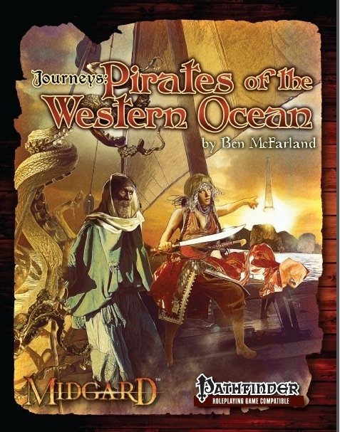 Pirates of the Western Ocean (PFRPG) PDF