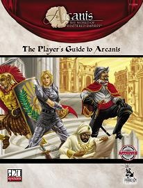 Player's guide to arcanis (arcanis; d20 system; pci1110) (arcanis.