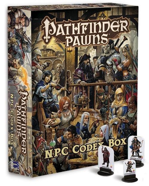 Pathfinder Pawns: NPC Codex Box