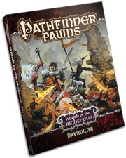Pathfinder Pawns: Wrath of the Righteous Adventure Path Pawn Collection