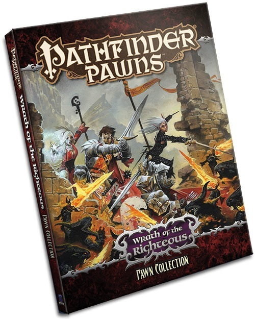 Paizo Com Pathfinder Pawns Wrath Of The Righteous Adventure Path