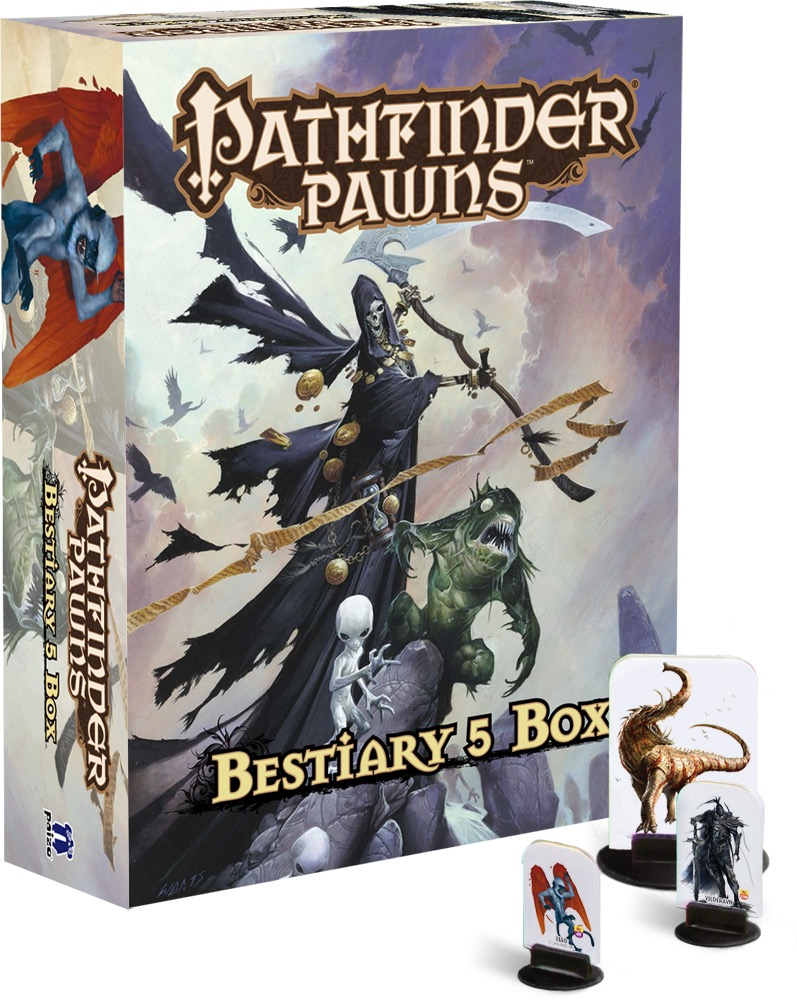 Hell/'s Rebels Adventure Path Pawn Collection Pathfinder Pawns