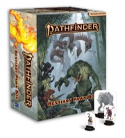 Bestiary Pawn Collection Pathfinder RPG Second Edition -  Paizo Publishing