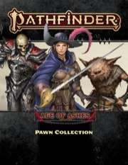 Pathfinder Age of Ashes Pawn Collection