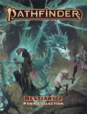 Pathfinder Bestiary 2 Pawn Collection -  Paizo Publishing