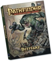 Pathfinder Roleplaying Game Bestiary (OGL)