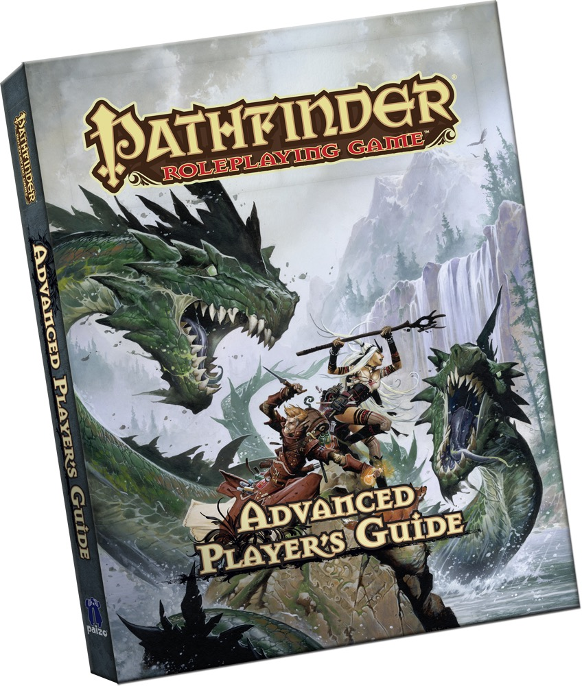 Pathfinder Roleplaying Game: Advanced Player's Guide (OGL) Pocket Edition